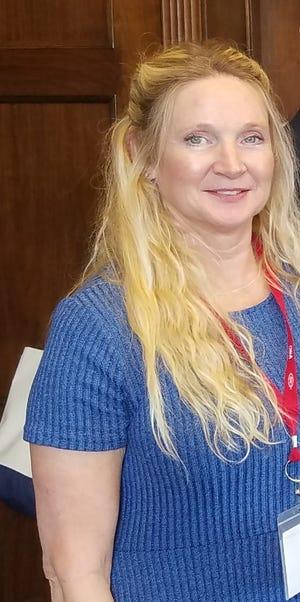 Debbie Sisco, left.