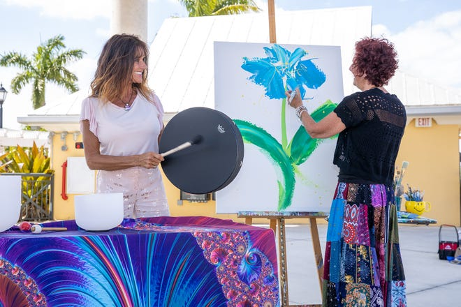 The Treasure Coast Arts & Mindfulness Fest, organized by the St. Lucie Cultural Alliance, is May 22-23 at the MIDFLORIDA Credit Union Event Center, 9221 S.E. Event Center Place, Port St. Lucie. Admission is free.