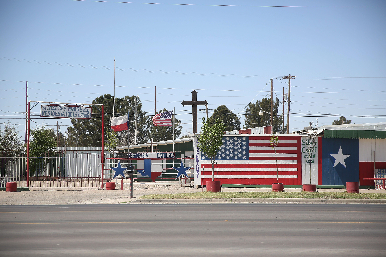 Pecos Friday, April 9, 2021.