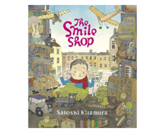 """The Smile Shop"" by Satoshi Kitamura"