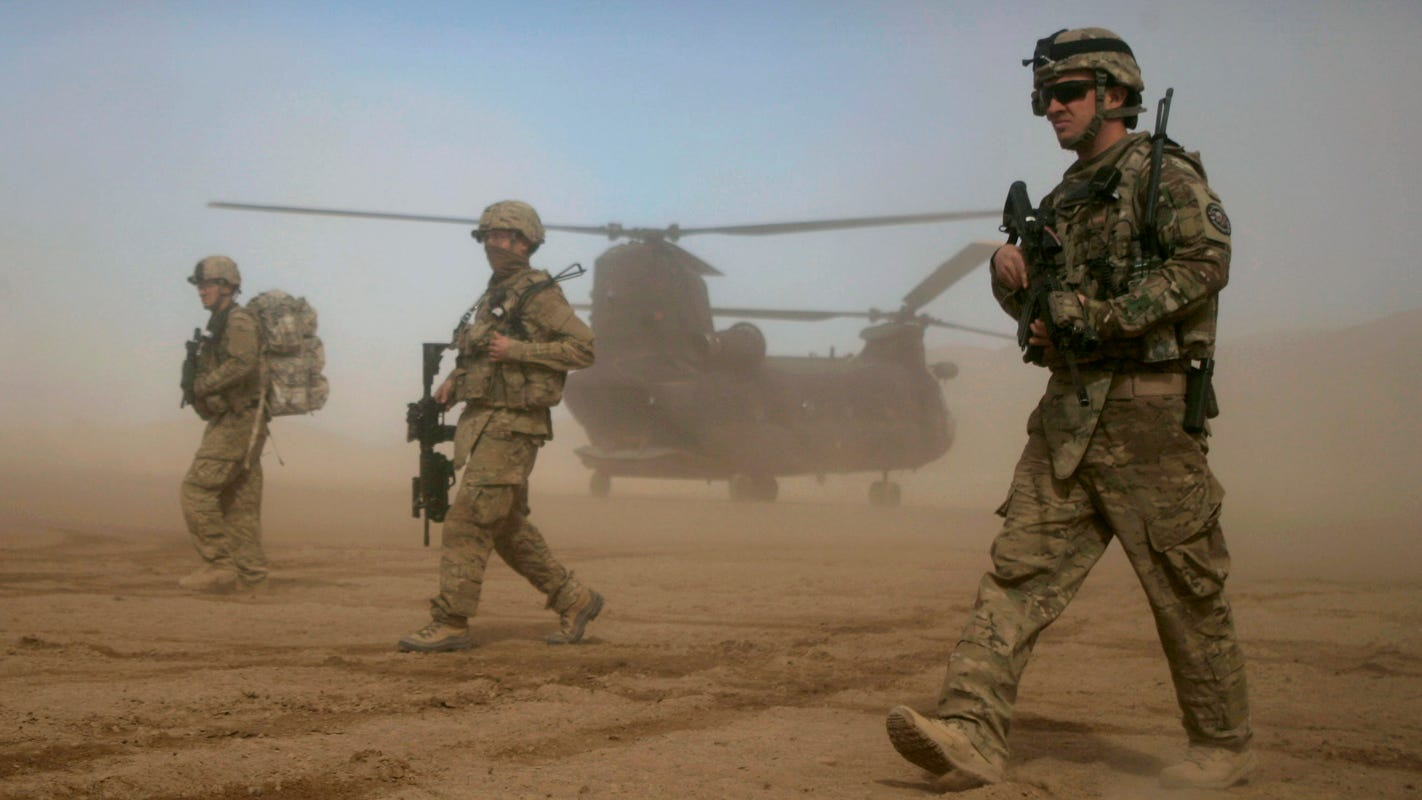 President Biden to withdraw all U.S. troops from Afghanistan by Sept. 11, extending Trump's May 1 deadline