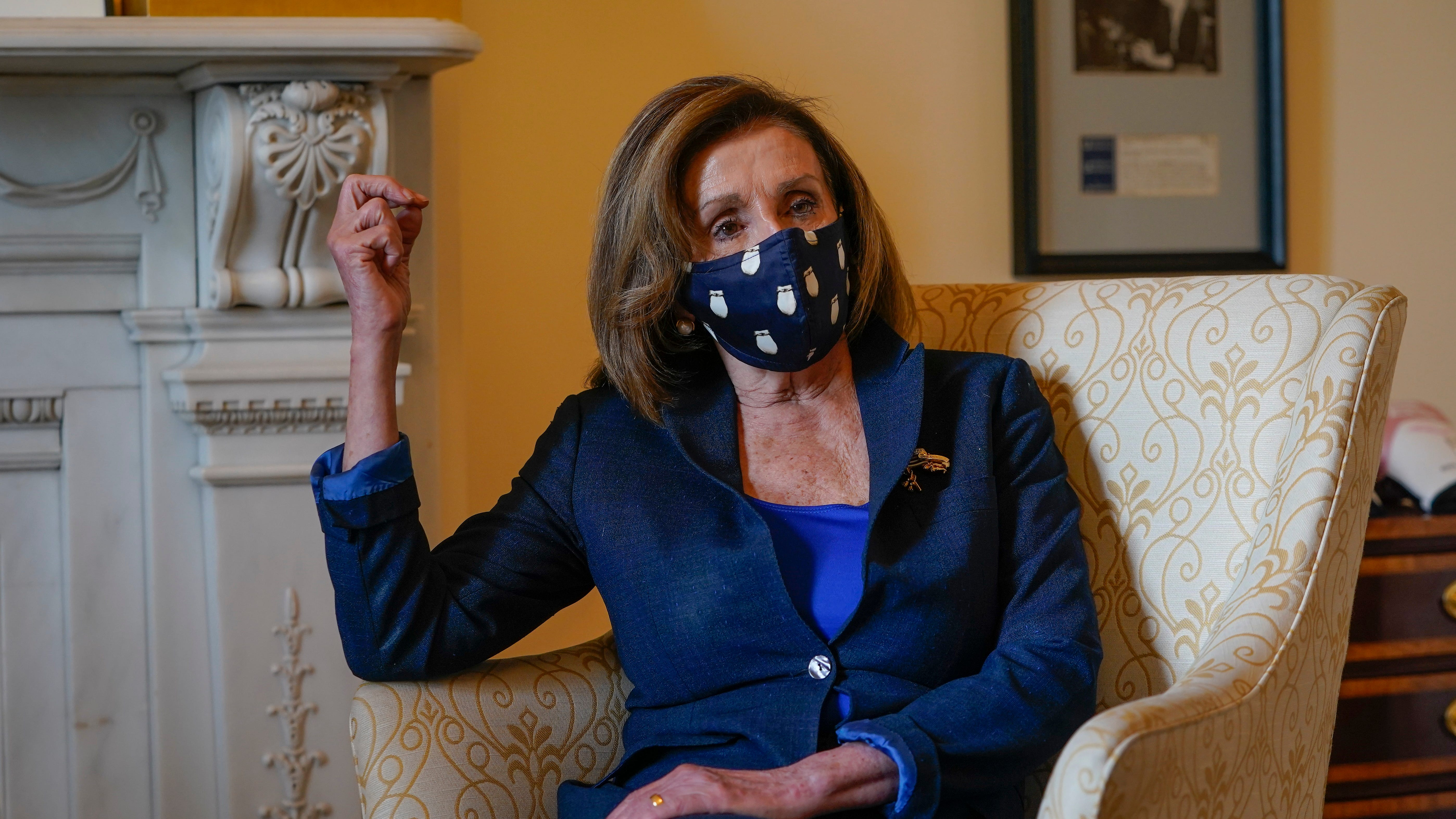 Nancy Pelosi's legacy as one of the most important people in history