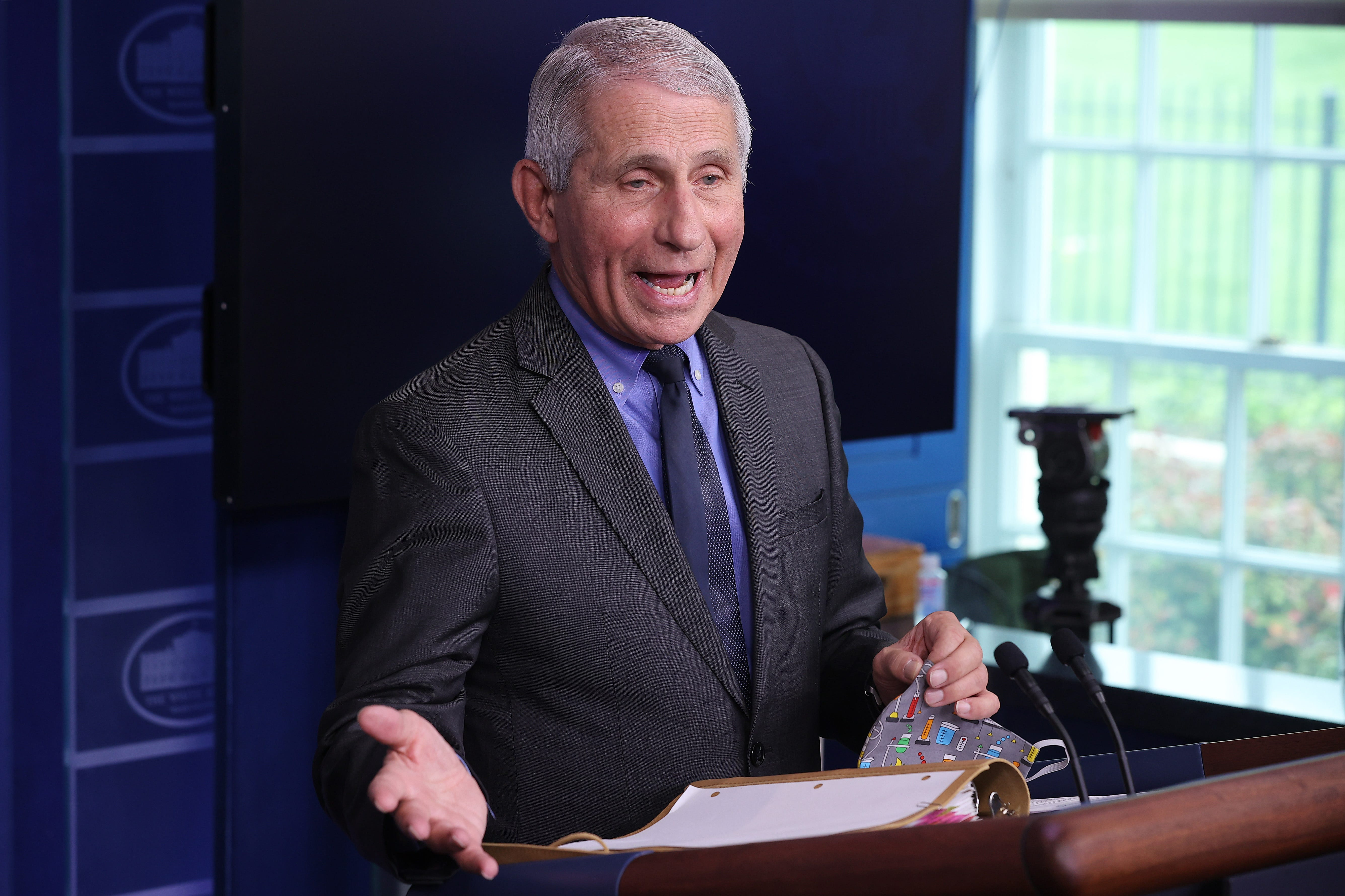 I remember it very well : Dr. Fauci describes a secret 2020 meeting to talk about COVID origins