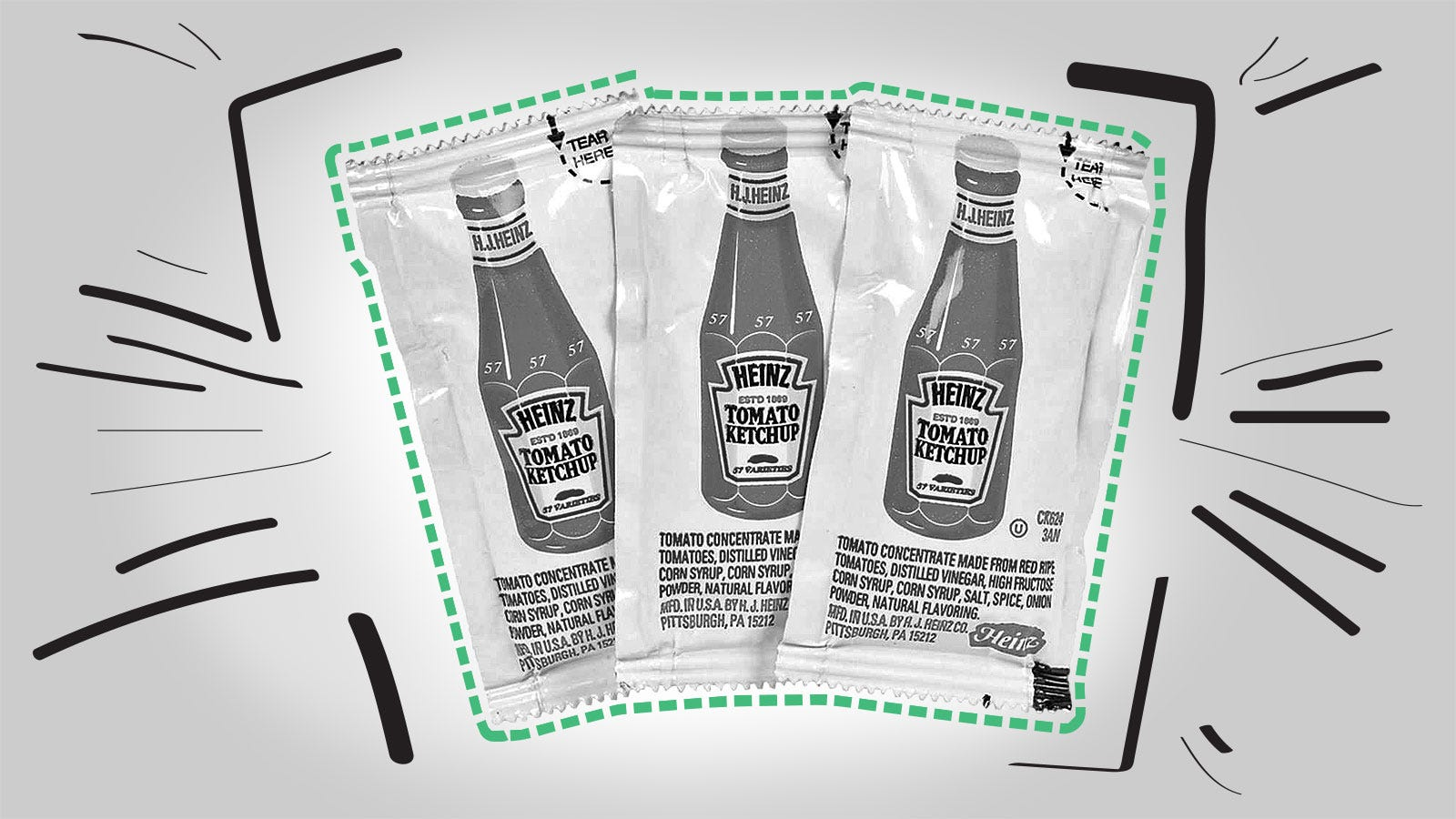 Ketchup brand Heinz ran into shortage issues in April 2021.