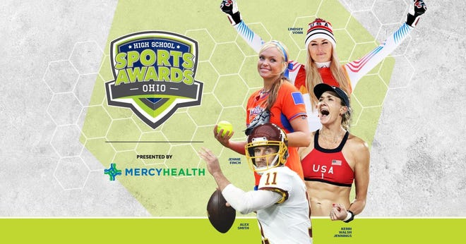 Lindsey Vonn, Alex Smith, Kerri Walsh, and The Bachelor's Matt James and Tyler Cameron, will be among a highly decorated group of presenters and guests for the Ohio High School Sports Awards
