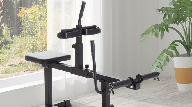 Fitness gurus looking for calf muscle improvement can make good use of Soozier's trainer.