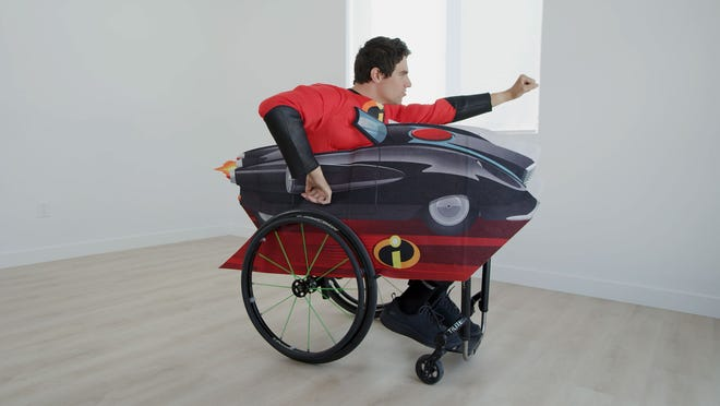 Disney parks will be introducing adaptive costumes to accommodate employees in wheelchairs.