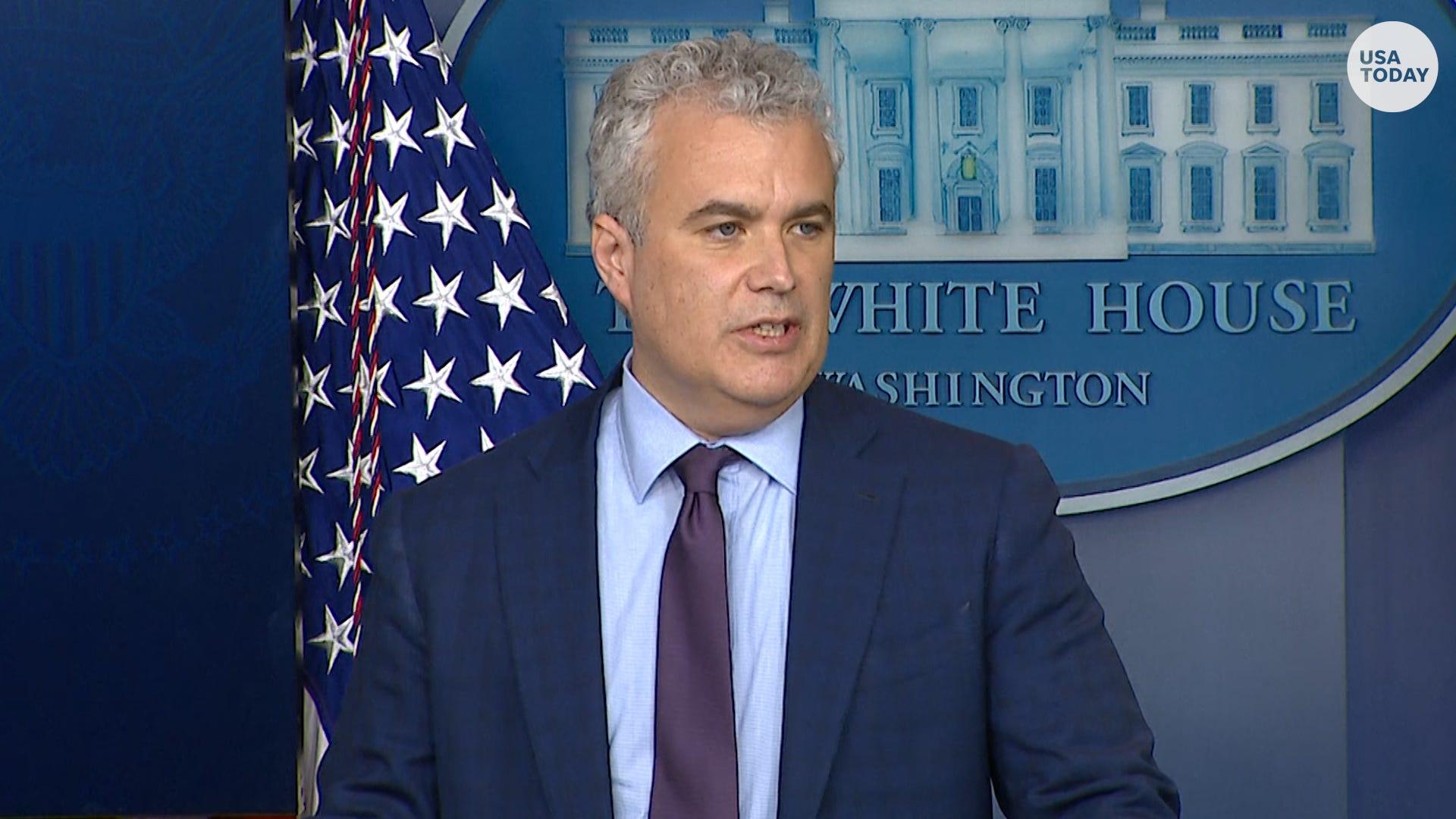 White House addresses Johnson & Johnson pause, vaccine supply situation