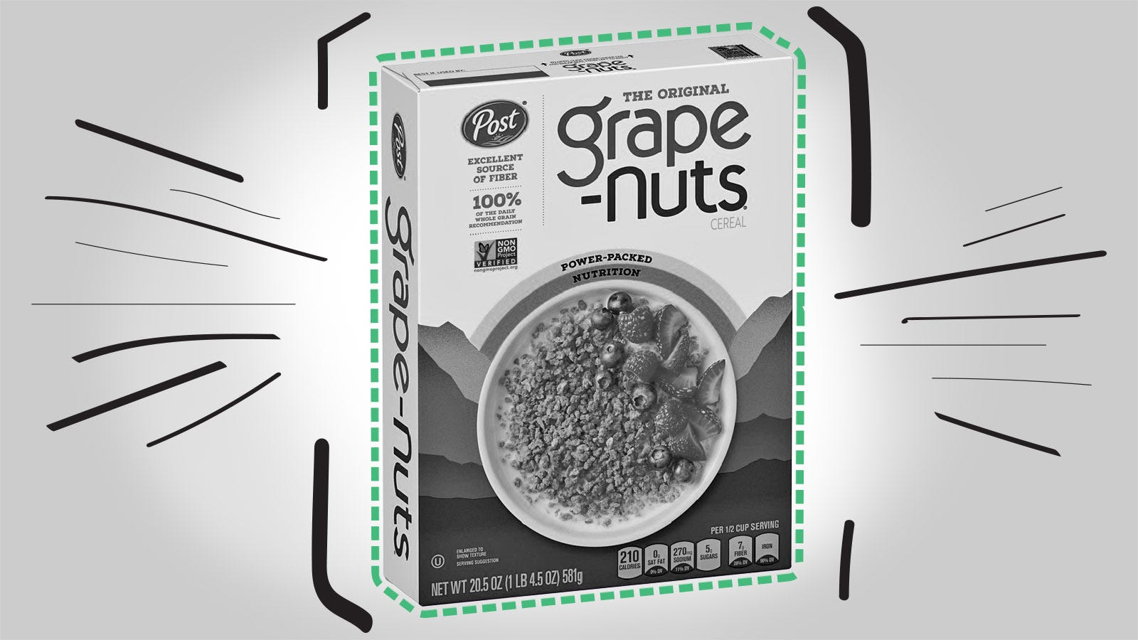 Grape-Nuts Cereal was one of the odder COVID-19-induced product shortages.