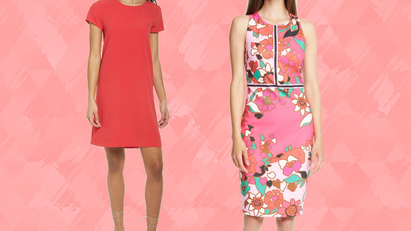 Nordstrom dresses are at a major markdown for spring in every color and size
