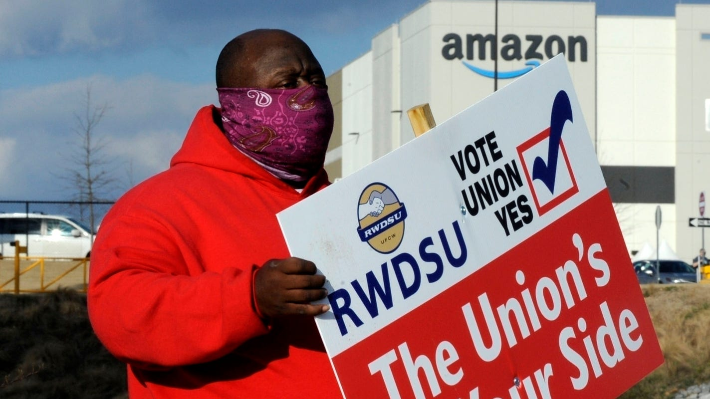 Rep. Andy Levin: Here's what Amazon got away with in union battle. Here's how to change that.