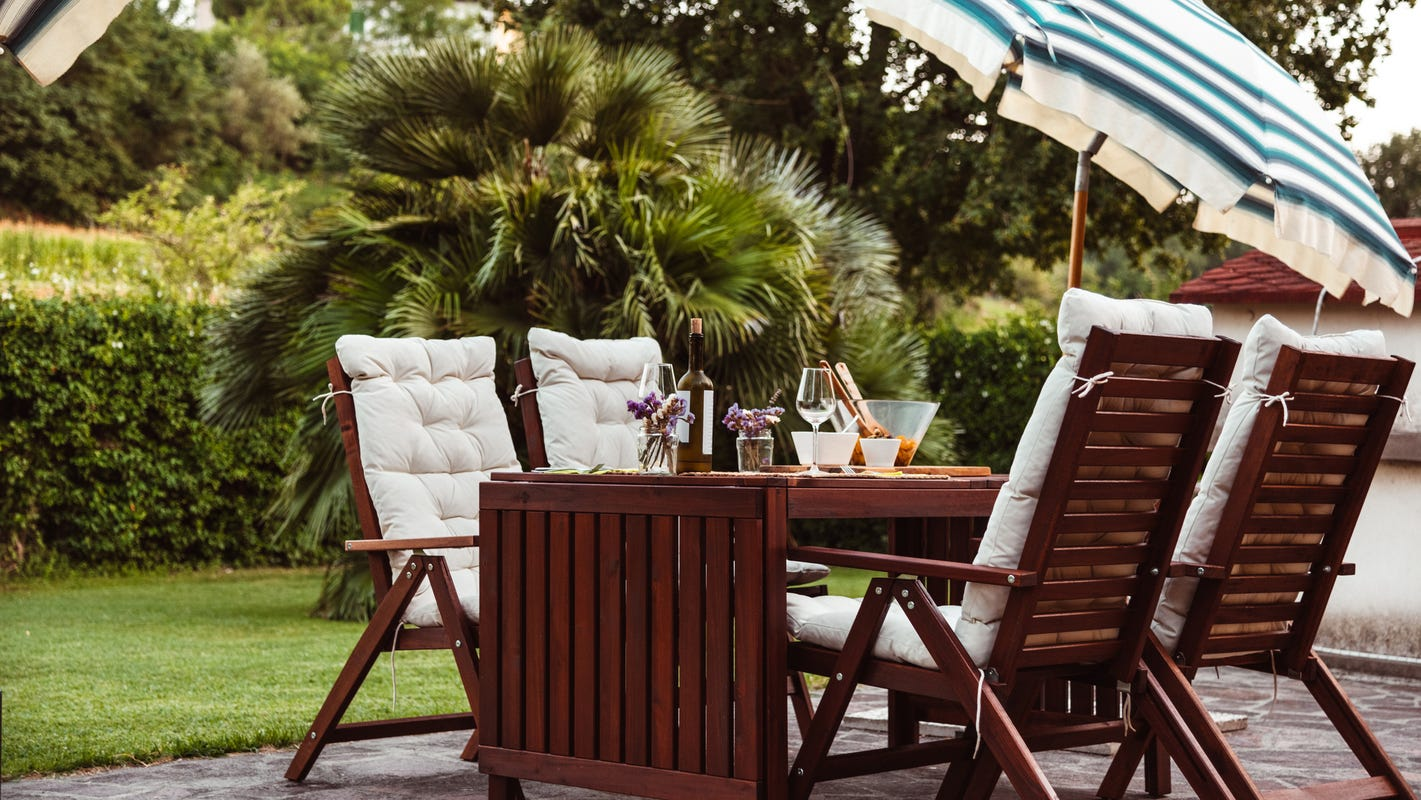Patio furniture is heavily discounted at Wayfair, Kohl's and more
