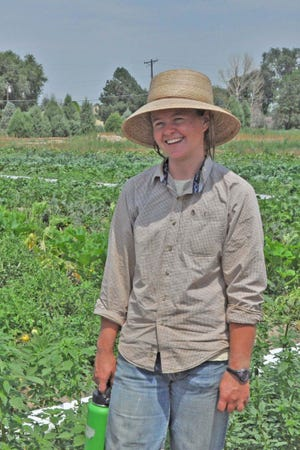 Sarah Hamilton, now the owner of New Roots Farm at Canon City, grew up farming in Southern Colorado alongside her parents and has continued that way of life ever since. In early 2020, she started an online store, which proved helpful to her business during the pandemic. Farmers like her have a number of e-commerce options to choose from.