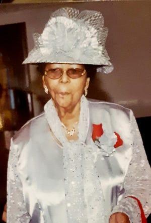 Ms. Fannie Huntley Houston