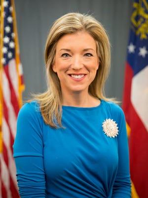Georgia State Sen. Jen Jordan, D-Atlanta, announced her run for attorney general Wednesday.