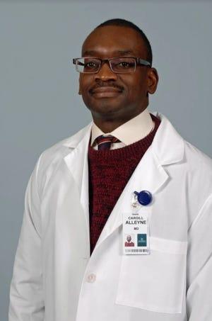 Cargill Alleyne Jr., M.D.