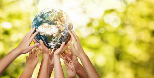 This year's Earth Day theme is Restore Our Earth.