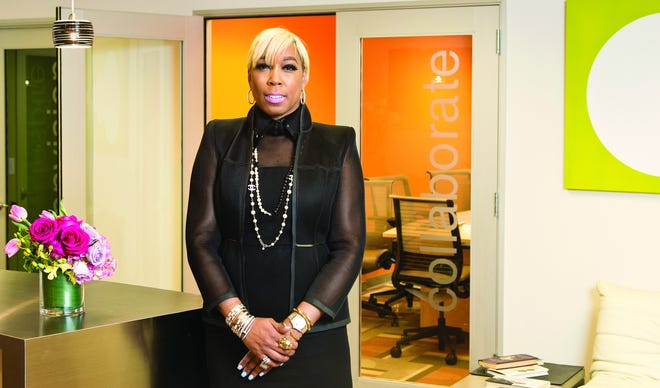 Kimberly Blackwell, CEO of PMM Agency, has developed a national marketing voice that may be better known outside Columbus than inside it.