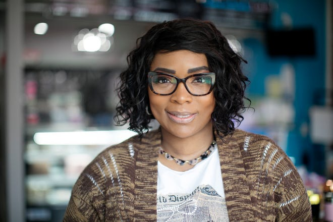Juana Williams, owner of J's Sweet Treats and Wedding Cakes on Parsons Avenue, has one of 30 Black-owned businesses gaining free membership in the Columbus Chamber of Commerce through a partnership with the Columbus Urban League.