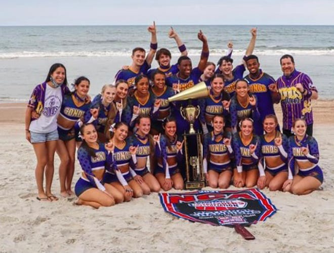 The Dodge City Community College Conquistador Spirit Squad won the NCA National Championship in Daytona Beach, Florida, held April 8-9, where the squad won in the Advanced Small Coed Junior College Division.
