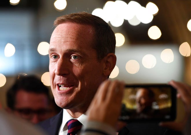 North Carolina U.S. Rep. Ted Budd announced Wednesday morning that he will seek the Republican nomination for the 2022 Senate election.