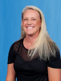 Hope Clark, named women's soccer head coach at Daytona State College. April 2021.
