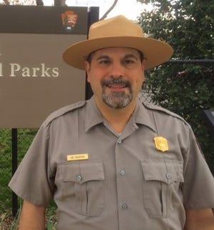 Superintendent Joe Salvatore, Upper Delaware Scenic & Recreational River