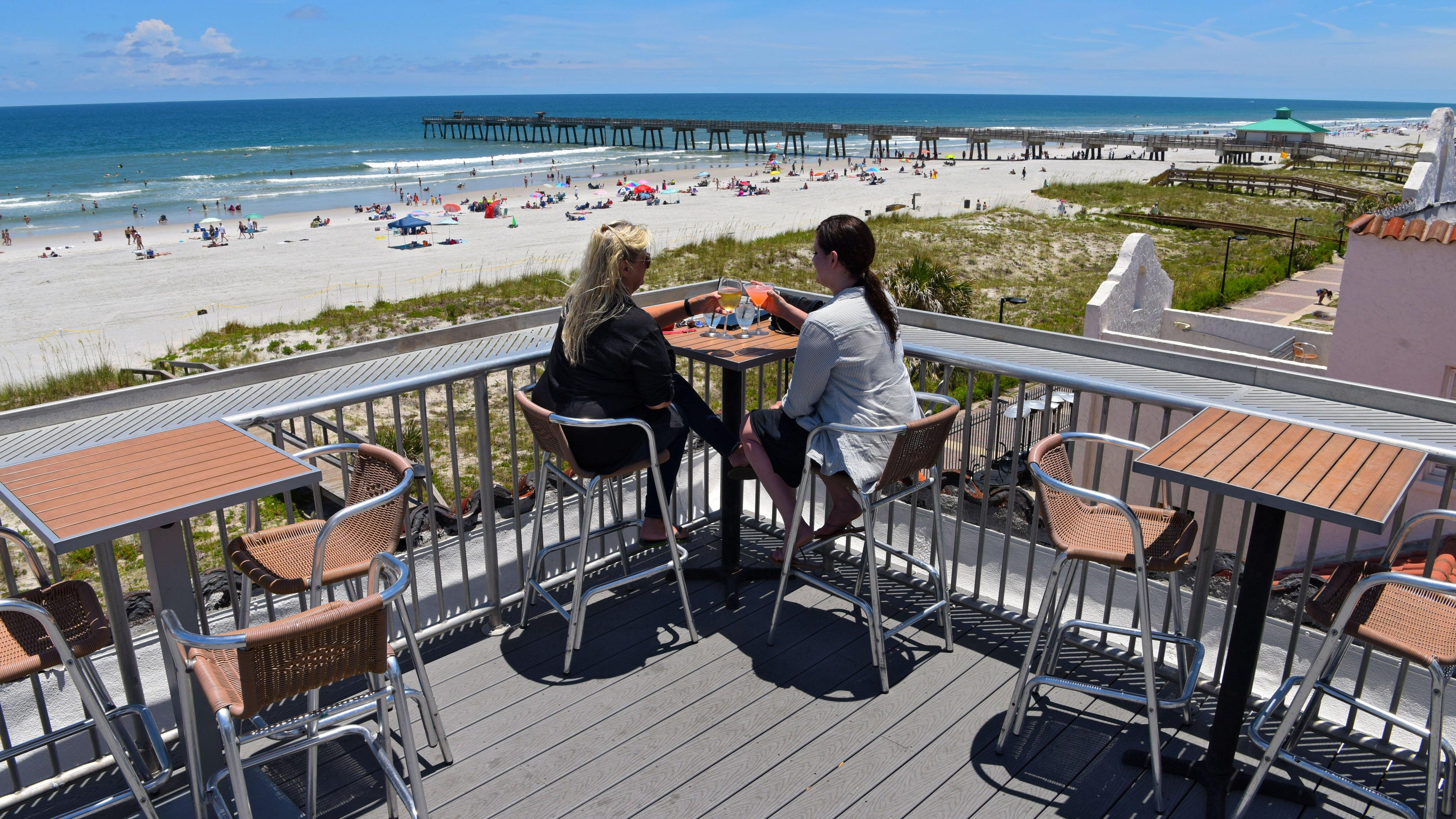 Waterfront Dining 10 Restaurants With A View At Jacksonville S Beaches