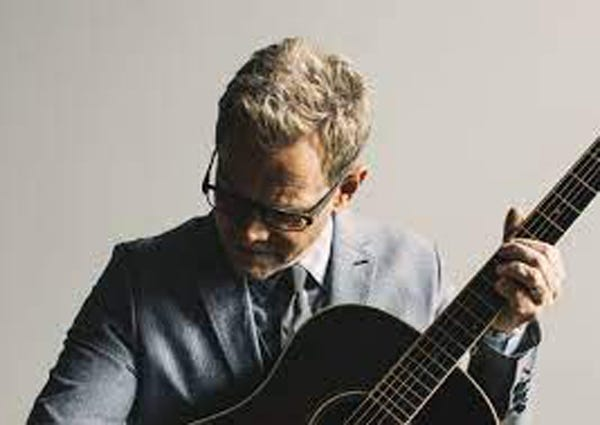 Grammy award-winning contemporary Christian artist Steven Curtis Chapman will be live in concert on Sunday at the Stars and Stripes Drive-in.