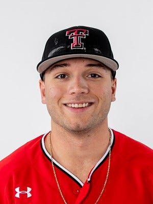 Cal Conley, Texas Tech infielder