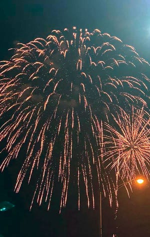 Last Independence Day, the city of Oak Ridge canceled its fireworks show because of the pandemic but a county-wide fireworks show was held in Clinton near Anderson County High School. Oak Ridge plans to have a fireworks show this year.