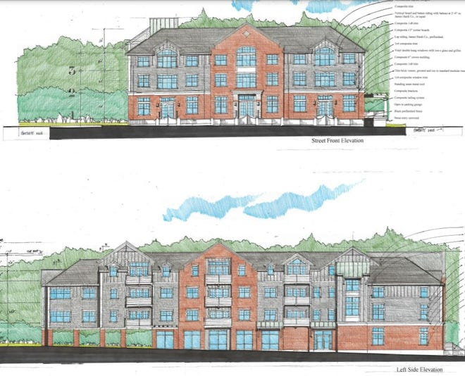 Arista Development LLC of Norwood has received approval to build a  four-story building with 30 condominiums at 99 and 107 Hancock St. in Braintree.