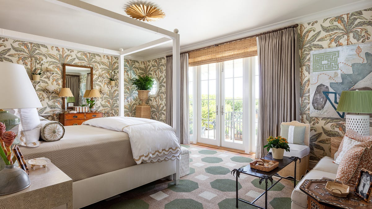 Take a tour! Restful retreats mark this year's Kips Bay show house