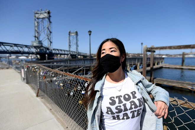 Emily Kim Ae Sun Hunter is planning a #StopAsianHate rally in Portsmouth next month.