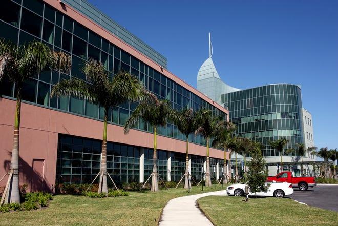Scripps Research Institute in Jupiter.