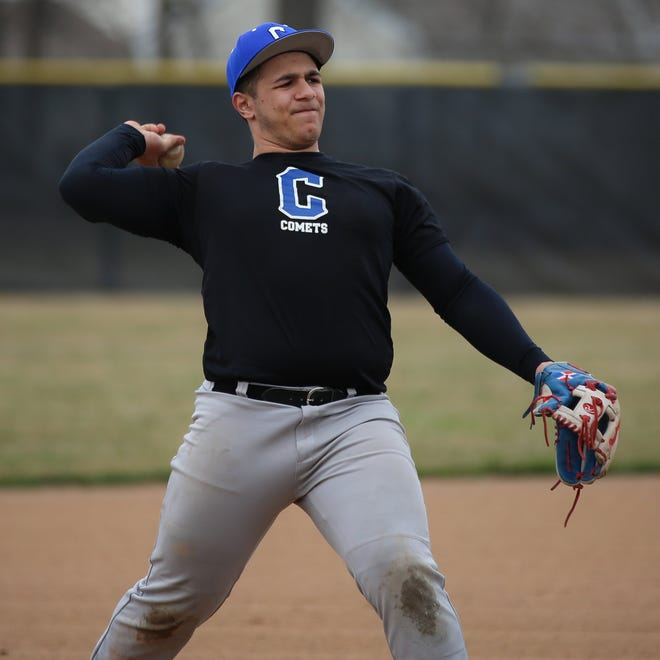 Angel Abreu has been a top contributor for the Central Crossing baseball team, batting .400 with five RBI and four runs scored through seven games. The Comets got out to a 4-3 start.