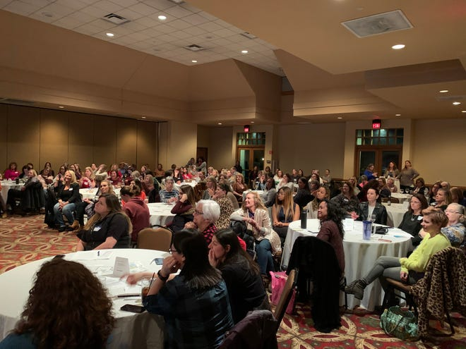 100 Women of Westerville last met in person Oct. 18, 2020.  The group holds four quarterly meetings the second Tuesday of each meeting month. The next meeting via Zoom will be July 13.