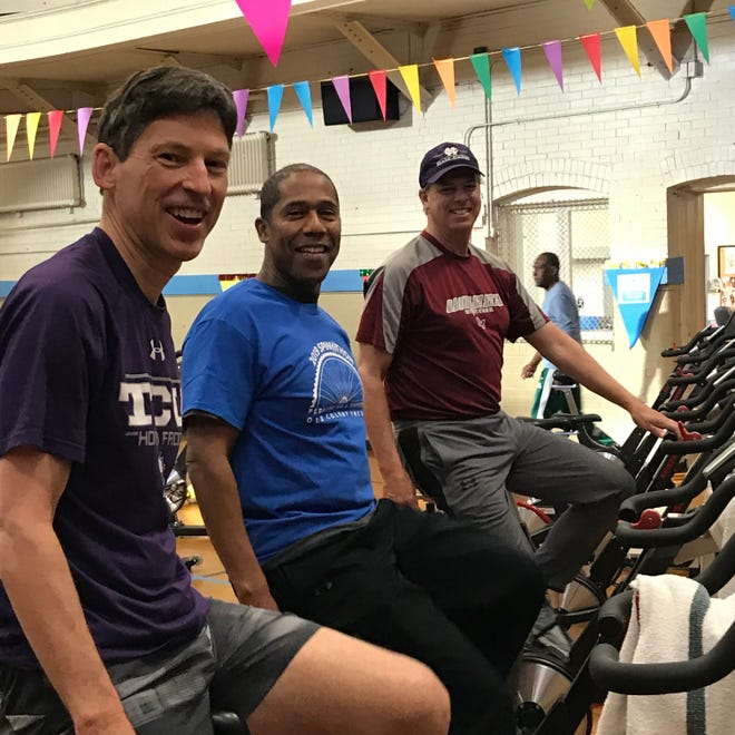 The Easton YMCA'S 11th Annual Spinathon will move outdoors to promote social distancing and allow more people to participate from 7 a.m. to 3 p.m. April 24.