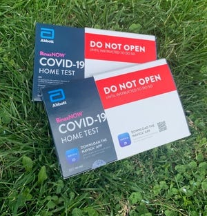 Free COVID-19 Home Tests are available at select public library branches