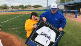 Clarksville Academy honors the late Wes Smith