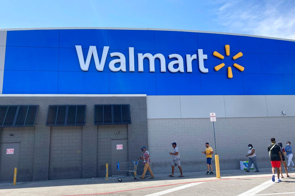 Walmart to allow vaccinated shoppers, workers to go maskless 2