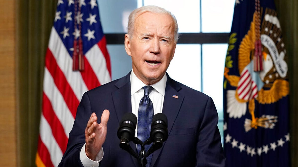 Biden to pull US troops from Afghanistan, end 'forever war' 2