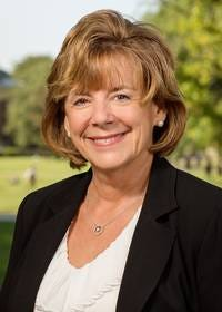 Barbara Wilson is the second of four final candidates in the search for the University of Iowa's next president.