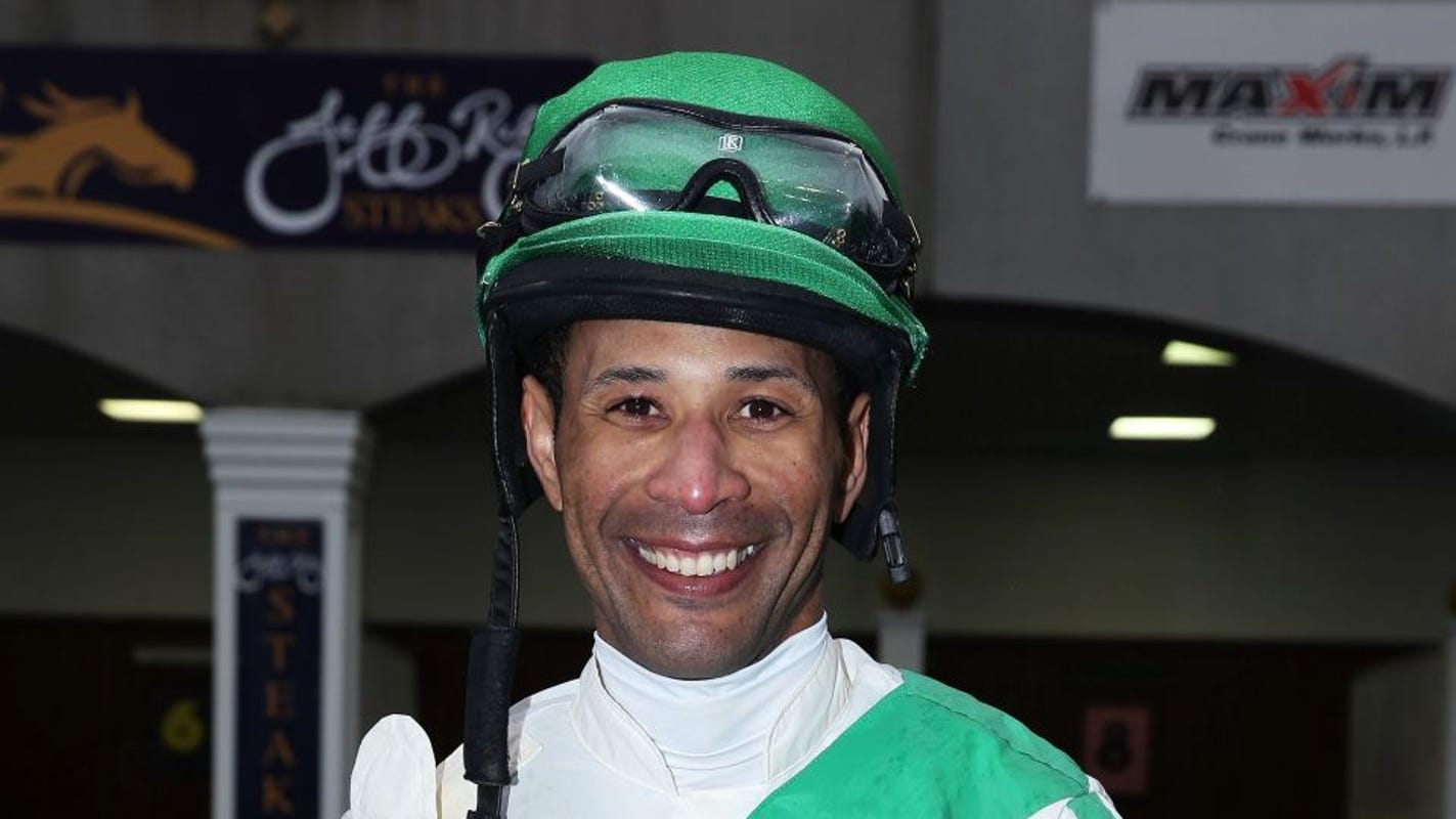 'I'm coming to get those roses': Kendrick Carmouche to be first Black jockey in Derby since 2013