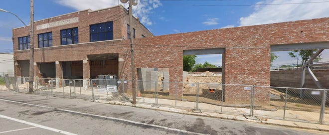 South Point Grocery is set to open in late 2021 at 136 Webster Ave. in downtown Memphis.