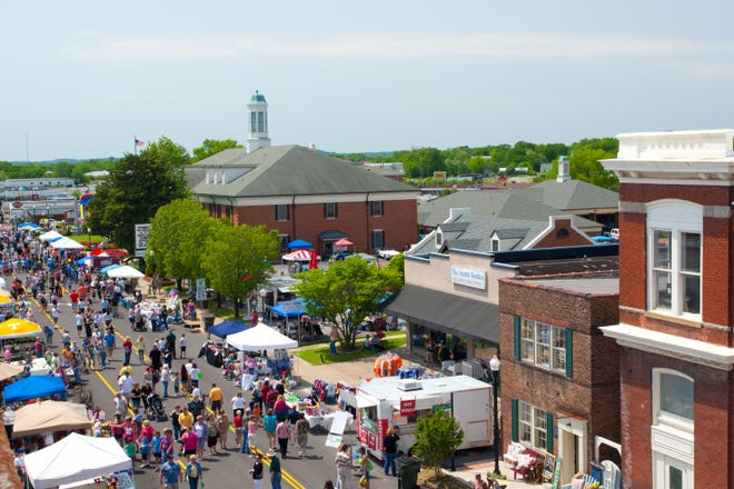 Gallatin Square Fest returns after last year's spring event was canceled amid COVID-19.