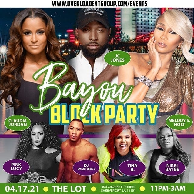 Bayou Block Party