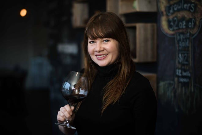 Mel Guse owner of Gist Wine Shop