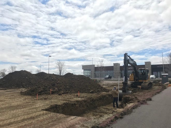 A new Wendy's will be located at 600 S. Highline Place in eastern Sioux Falls and will open later this summer.