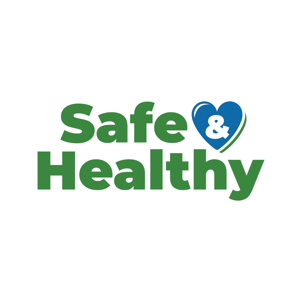 Safe & Healthy Logo